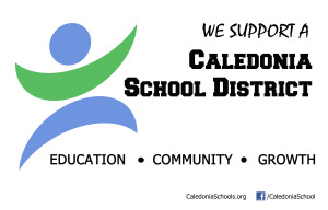We Support A CSD sign